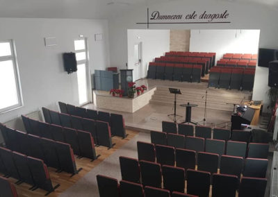 Biserica Betania – Unirea, Bistrița